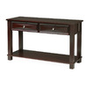 Steve Silver Company Mason Dark Cherry Rectangular Console and Sofa Table
