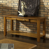Steve Silver Company Nelson Oak Rectangular Console and Sofa Table