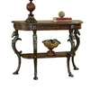 Powell Masterpiece Half-Round Console and Sofa Table