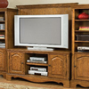 Home Styles Country Casual Oak Television Stand