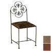 Grace Collection Florentine Burnished Copper Dining Chair