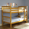 Homelegance Todd Pine Finish Twin Over Twin Bunk Bed