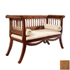 Butler Specialty Masterpiece Antique Cherry Settee