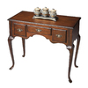 Butler Specialty Plantation Cherry Rectangular Console and Sofa Table