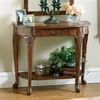 Butler Specialty Plantation Cherry Half-Round Console and Sofa Table