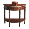 Butler Specialty Artists' Originals Tobacco Leaf Half-Round Console and Sofa Table