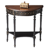 Butler Specialty Artists' Originals Cafe Nouveau Half-Round Console and Sofa Table