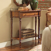 Butler Specialty Umber Rectangular Console and Sofa Table