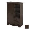 South Shore Furniture Savannah Espresso Armoire