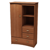 South Shore Furniture Imagine Morgan Cherry Armoire