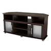 South Shore Furniture City Life Espresso Television Stand