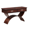 Somerton Home Furnishings Cirque Primavera Mahogany Rectangular Console and Sofa Table