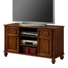 Monarch Specialties Dark Oak Television Stand