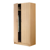 Nexera Natural Maple Armoire