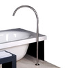 Moda Collection 16-1/2-in Tub Spout