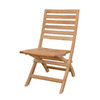 Anderson Teak Set of 2 Andrew Teak Dining Chairs