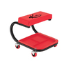 K Tool International Epoxy Coated Mechanics Padded Creeper Seat with Storage Tray