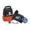 All-Power America 0.33-HP 1-Gallon 100 PSI Electric Air Compressor