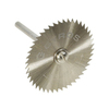 Gyros 1-1/2-in 44-Tooth Turbo Circular Saw Blade