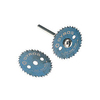Gyros 7/8-in 36-Tooth Turbo Circular Saw Blade