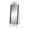 UMA Enterprises 71-in x 28-in Floor Standing Mirror