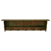 UMA Enterprises 48-in Wood Wall Mounted Shelving