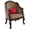 Design Toscano Market House English Tub Accent Chair