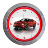 Neonetics Ford Mustang Boss Analog Round Indoor Wall Clock
