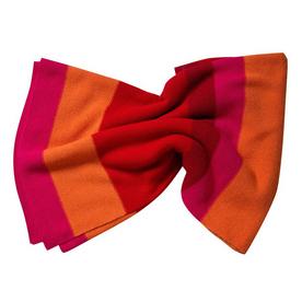 KOKO Company Alpaca Red 70-in L x 34-in W Wool Throw