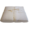 KOKO Company Natura Beige and Natural Twin Cotton Duvet Cover