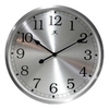 Infinity Instruments Standard/Arabic Numeral Luminous Wall Clock