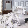North Home Bedding Katie Queen Cotton Sheet Set