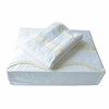 North Home Bedding Truffles Queen Egyptian Cotton Sheet Set