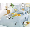 Le Vele Hayat 6-Piece Multicolor Full/Queen Duvet Set