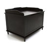Designer Pet Products Hadley Black Standard Chest