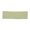 Colonial Mills 28-in x 8-in Lemongrass Rectangular Door Mat