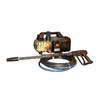 Cam Spray Hand Carry 1500 PSI 2-Gallon GPM Electric Pressure Washer