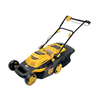 Recharge Mower Ultralite 36-Volt Cut Width Cordless Electric Push Lawn Mower