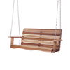 All Things Cedar Natural Cedar Porch Swing