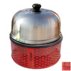 Cobb America 114 sq in Red Portable Charcoal Grill