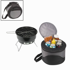 Picnic Time 78.5 sq in Portable Charcoal Grill