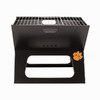 Picnic Time 203.5 sq in Chrome Portable Charcoal Grill
