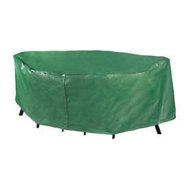 Shop Bosmere Polyethylene Dining Set Cover at Lowes