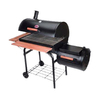 Char-Griller 580 sq in Charcoal Horizontal Smoker