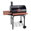 Char-Griller 435 sq in Charcoal Horizontal Smoker