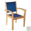 Jewels of Java Hampton Teak Patio Dining Chair