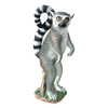 Design Toscano Rulon The Ring-Tailed Lemur 14.5-in Garden Statue