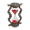 Design Toscano Hand Finished Quality Designer Resin Hourglass
