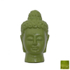 Urban Trends Ceramic Buddha Head Statue
