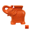 Urban Trends Ceramic Elephant Statue